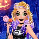 Ellie Halloween Trick or Treat
